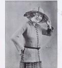 Vintage 20's Hat Sweater