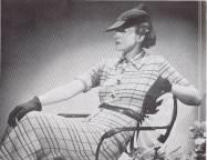 Vintage 30s Plaid Shirt Dress Pattern