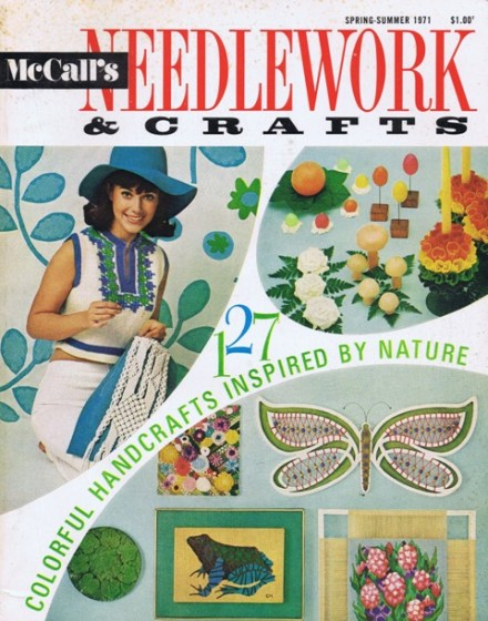 McCall's NEEDLEWORK Spring-Summer 1971