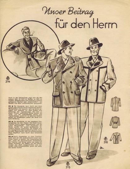 Vintage Men's Sport Jacket and Slacks