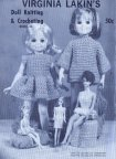 Free Vintage Crochet and Knitting Patterns Dolls