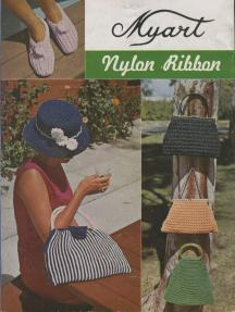Vintage Crochet and Knitted Bag Pillow and Hat Patterns