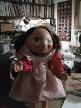 Dora Outfit Christmas 2013