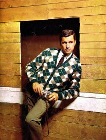 argyle knitting pattern cardigan men vintage