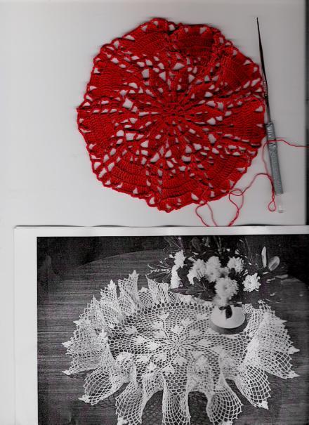 Blossom ruffle