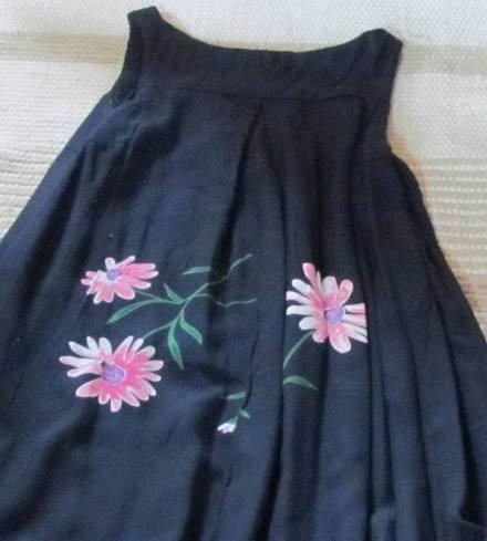 Flower Length Big flower Dress