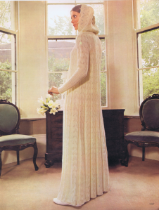 Knitted Brides Knitted Coat Pattern